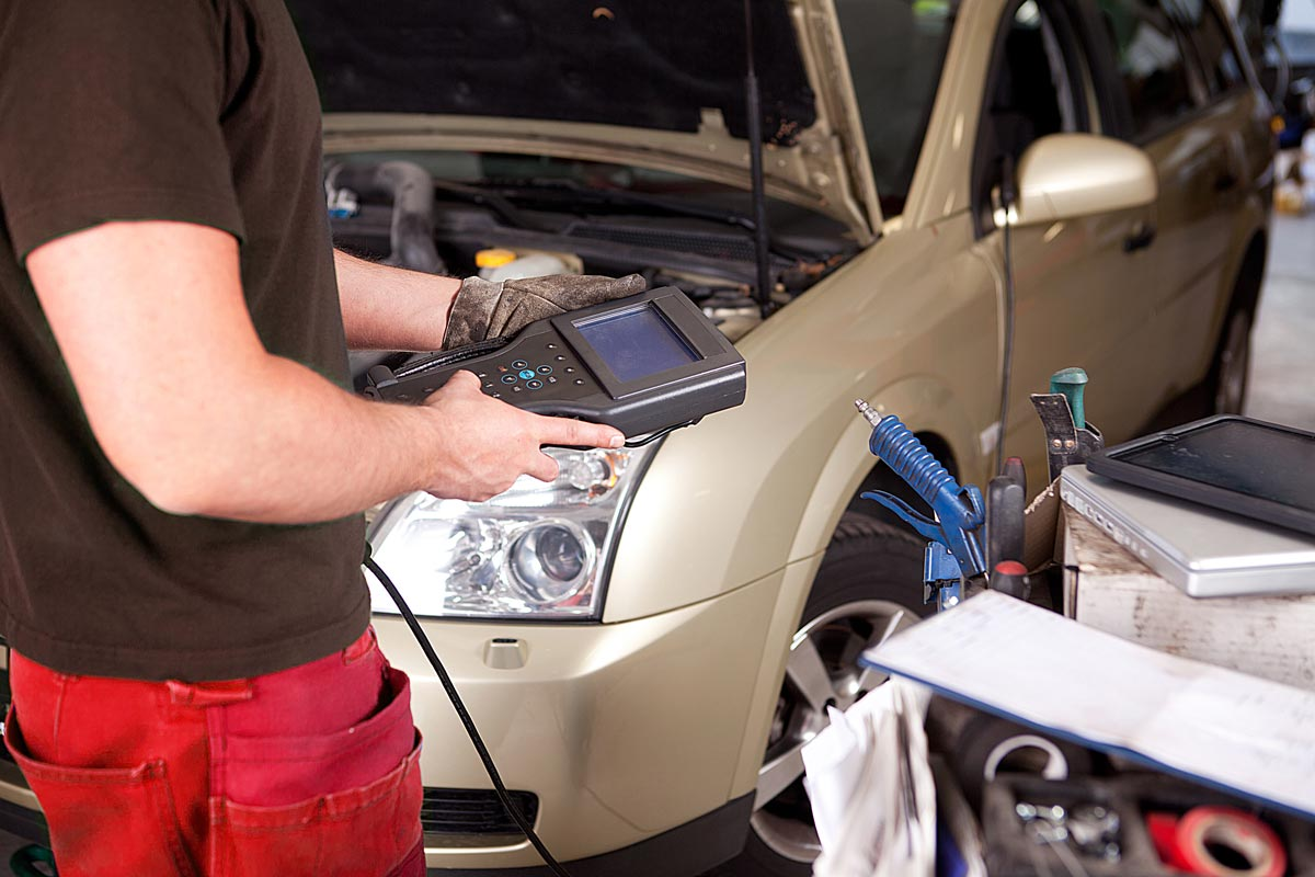 Vehicle Diagnostics & Electrics | Meadowfield Garage - Dalkeith